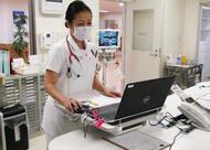 フルノシステムズの無線LANアクセスポイントを有馬温泉病院が導入